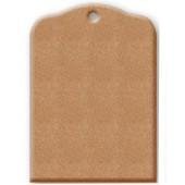 Заготовка Табличка KF234B из МДФ, 13,9х9,8 см, Stamperia