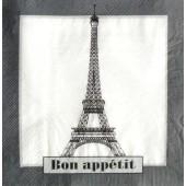 """Салфетка для декупажа """"Bon appetit"""" бумажная, 33х33 см"""