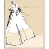 """Штамп резиновый на деревянной основе Janlynn 80432 """"Свадебное платье"""", 12,7х10,2 см"""