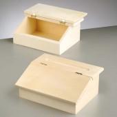 Бюро деревянное настольное - заготовка для декупажа и росписи, 24,5х20,2х10 см, 1432675, EFCO