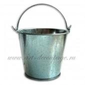 Ведёрко металлическое, 11х9 см, арт. 2606011, EFCO