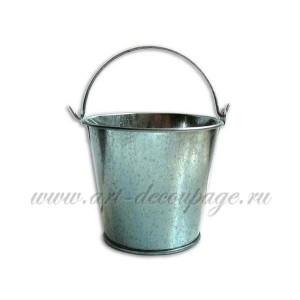 Ведёрко металлическое, 6х6 см, арт. 2606006, EFCO