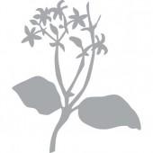 "Трафарет-маска ""Летний цветок"", 21х14,8 см, пластик, арт. 470.802.005, PRONTY"