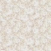 """Рисовая салфетка Stamperia для декупажа DFT079 """"Старые листы с нотами"""", 50х50 см, 15 г/м2"""
