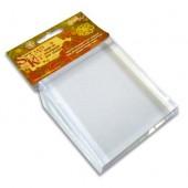 Блок акриловый для штампов WBA002, Stamperia, 8х9х1,5 см