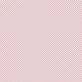 """Ткань Тильда """"Мелкие точки красный"""", 50х55 см, 100% хлопок, арт. 0480462, Tilda"""