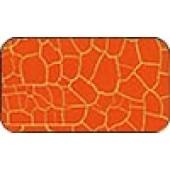 Микрофацетный лак Mikro Facetten-Lack, цвет 300 оранжевый, Viva Decor, 90 мл