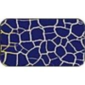 Микрофацетный лак Mikro Facetten-Lack, цвет 600 синий, Viva Decor, 90 мл