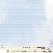 "Бумага для скрапбукинга двухсторонняя FD1000406 ""Шебби Прованс. Вдохновение цветом"", 30х30 см"