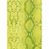 """Бумага для техники DECOPATCH 481 """"Зелёный питон"""", 30x40см"""