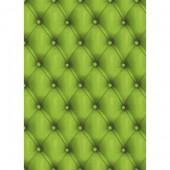 "Бумага для техники DECOPATCH 618 ""Обивка кожа зелёная"", 30x40см"