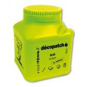 Клей-лак для декопатча DECOPATCH-PAPER PATCH шелковисто-матовый, PP150B (салатовая баночка), 180 гр.