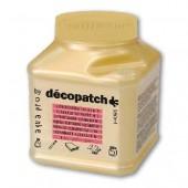 Лак AquaPro Satine №1 глянцевый для техники Decopatch, 180 мл, VA180B (золотая баночка)