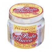 """Паста структурная белая """"Pasta Stucco"""" K3P01N, Stamperia, 150 мл"""