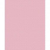 """Бумага для техники DECOPATCH 659 """"Розовые фигурки и красные точки"""", 30x40см"""