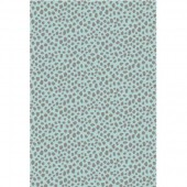 """Бумага для техники DECOPATCH 663 """"Серые пятнышки на голубом"""", 30x40см"""