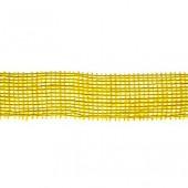 Лента из джута 6676121 жёлтая, Knorr Prandell, шир. 5 см, длина 2 м