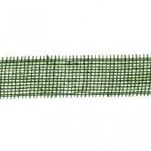 Лента из джута 6676188 зелёная, Knorr Prandell, шир. 5 см, длина 2 м