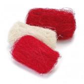 Сизаль в наборе: красный, бордо, белый, арт. 8024204, KNORR PRANDELL, 3 шт. х 10 гр.