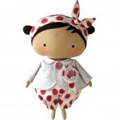 "Набор для шитья куклы Тильда ""Sweetheart doll"", 30 см, арт. 480983, Tilda"